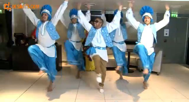 Do the Bhangra: Punjabi Style